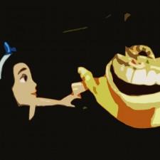 Alice In Wonderland (DVD Movie)