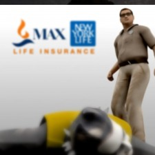 Max New York Life Activation (Game Animation)