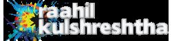 Raahil Kulshreshtha's Portfolio