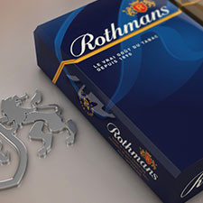 Rothmans Product Animation